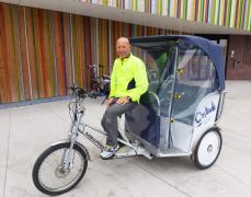 fietstaxi Oostende