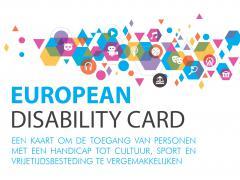 logo European Disability Card